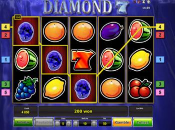 Играть в казино Вавада онлайн в Diamond 7