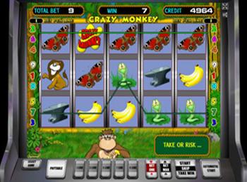 Играть в Вавада в аппарат Crazy Monkey