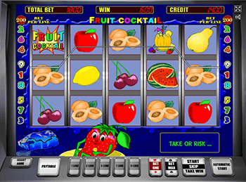 Автомат Вавада - Fruit Cocktail