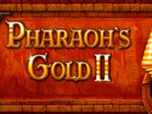 Играть в автоматы Pharaohs Gold 2 в казино на деньги