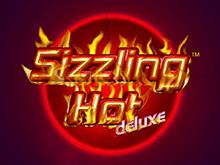 Играть в Вулкане Удачи в автомат Sizzling Hot Deluxe
